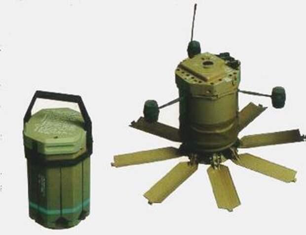 Армия США заказала мины с дистанционным управлением для поражения танков сверху
