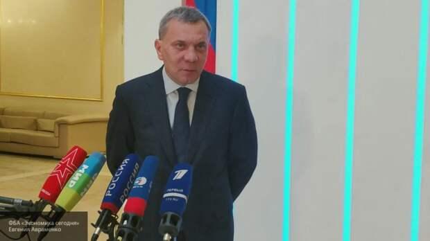 Борисов доложил Путину о мерах на случай дополнительных санкций в сфере обороны