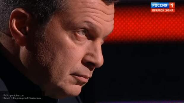 Политолог Корнилов раскрыл детали перепалки с украинцем Ковтуном на передаче у Соловьева