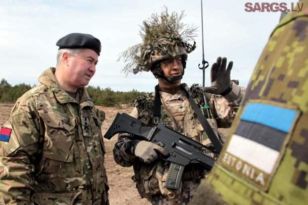 CNN: Если Россия нападет на Прибалтику, силы НАТО даже отступить не успеют
