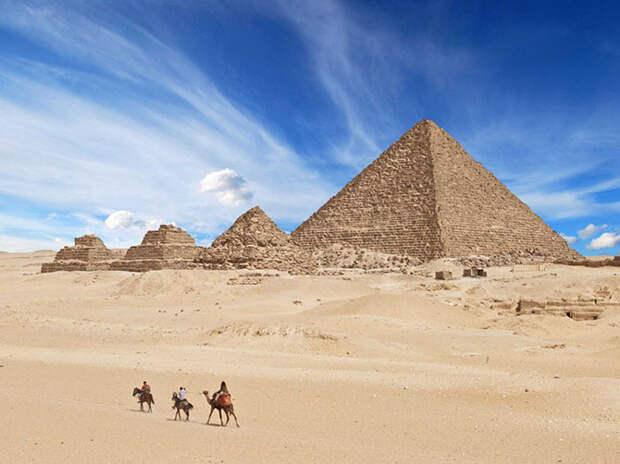 26 потрясающих древних руин