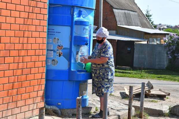 Жители казанского поселка Вознесенское временно останутся без воды