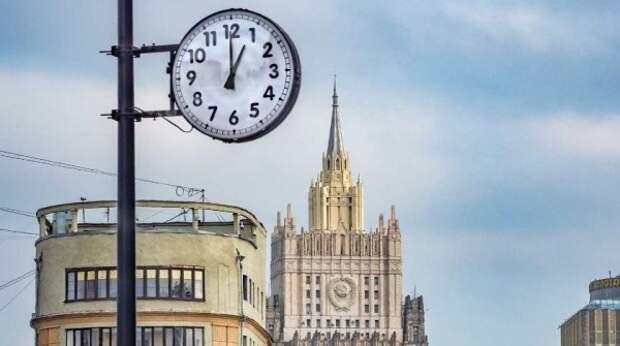Между Москвой и Киевом разгорелся дипломатический скандал