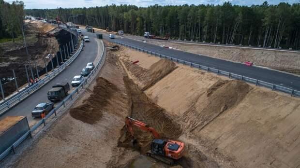 Владимир Путин поручил продлить трассу М-12 до Урала
