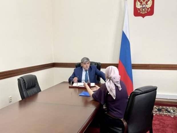 Глава КБР Казбек Коков провел личный прием граждан
