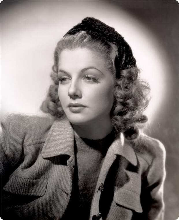 Красотка из 40-ых Энн Шеридан