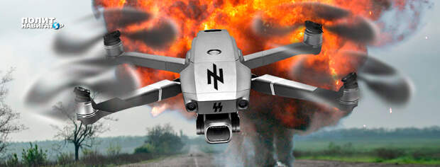 Защитники Донбасса предотвратили бомбежку центра Луганска, посадив украинский БПЛА