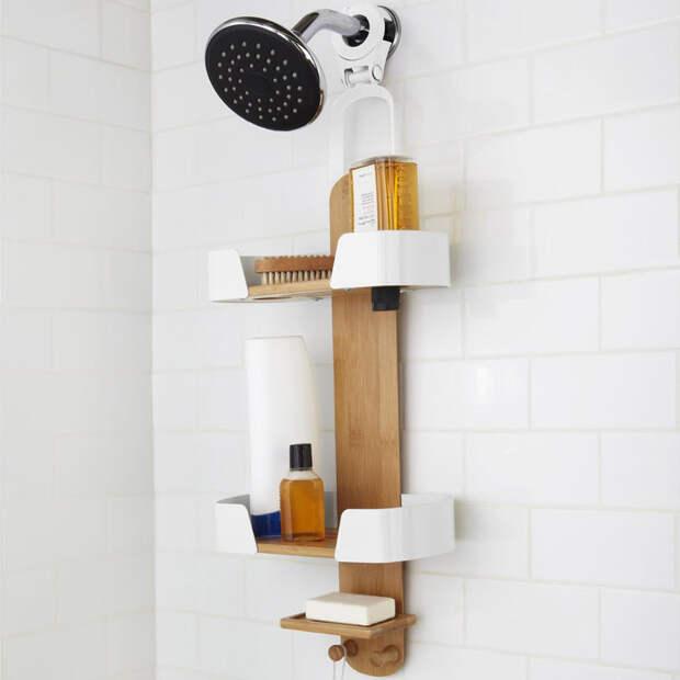 10 аксессуаров для комфортной ванной комнаты