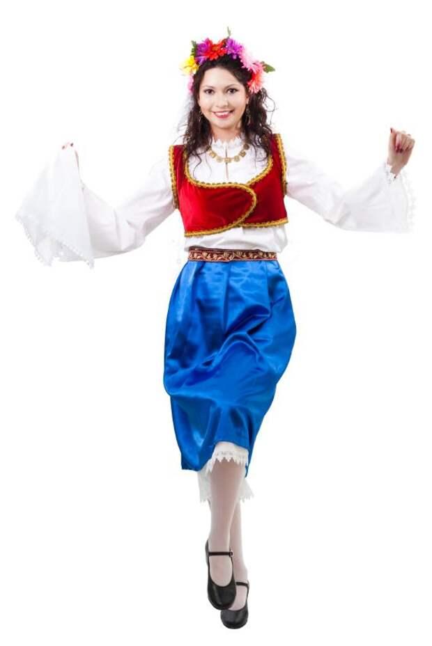 Национальные костюмы разных стран