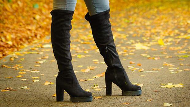 15 модных женских сапог, ботинок и ботильонов на осень 2021 с AliExpress