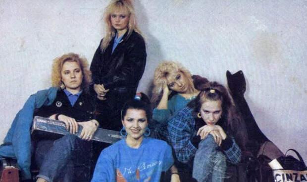 Удачная «Комбинация» на сцене 90-х