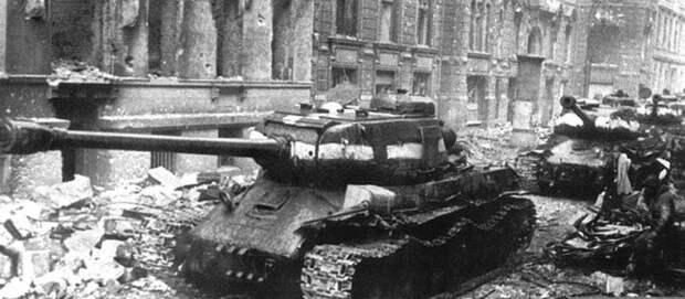 Дело было в конце войны. ¦Фото: yandex.ru.