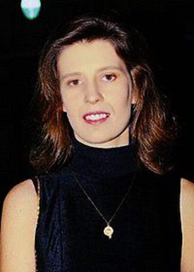 Красавицы из 90-ых: Ирина Метлицкая