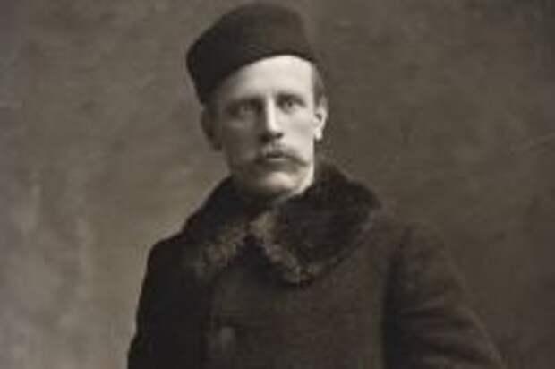 Фритьоф Нансен в 1897 году.