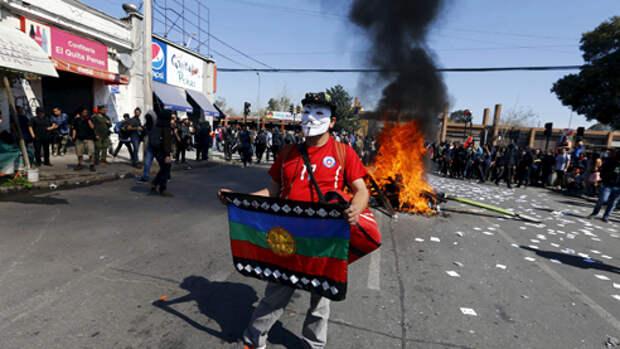 Чилийские мапуче: государство в государстве