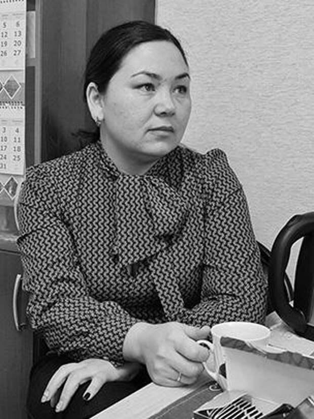 Вероника Дней, глава Нюкжинского сельсовета, Усть-Уркима