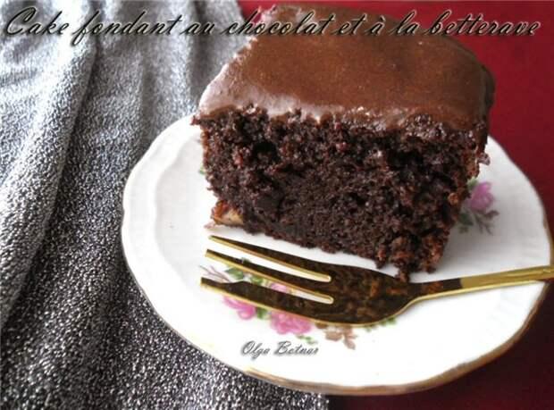 """Тот самый """"Влажный"""" шоколадный торт без яиц - он прямо сочится шоколадом!"""