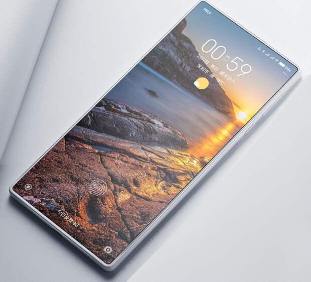 Первая информация об экране и цене Xiaomi Mi Mix 4