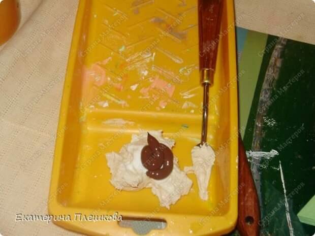 Декор предметов Мастер-класс 8 марта День рождения Декупаж МК Чайного домика Бумага Дерево Крупа фото 33