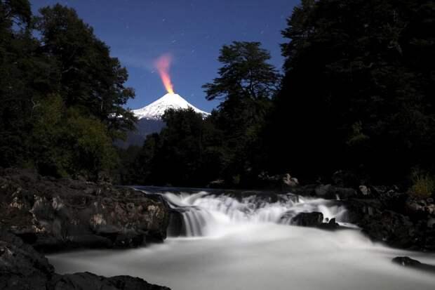 Вулкан Вильяррика