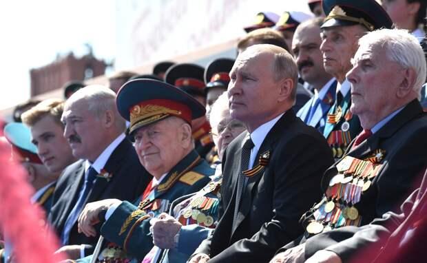 Путин о переписывании итогов ВОВ: «Мы не позволим марать память наших Героев»