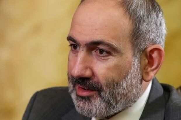 Парламент Армении не избрал Пашиняна премьером
