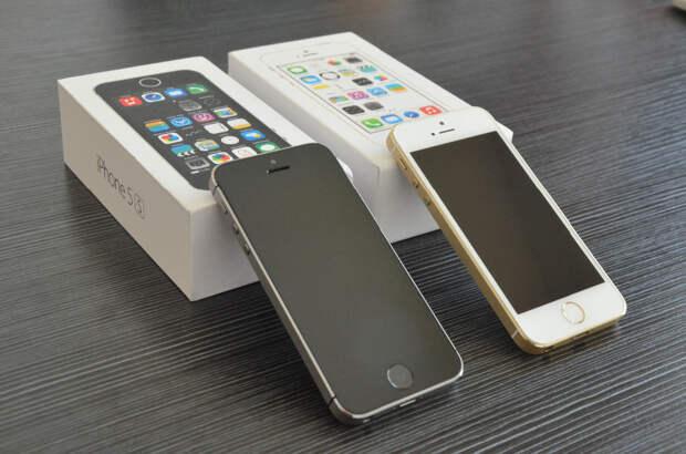 Apple выпустила обновление iOS для IPhone 6 и iPhone 5s