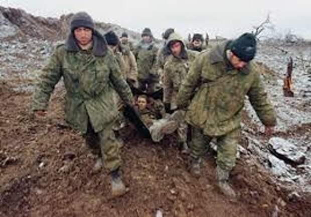 Потери в Первой Чеченской