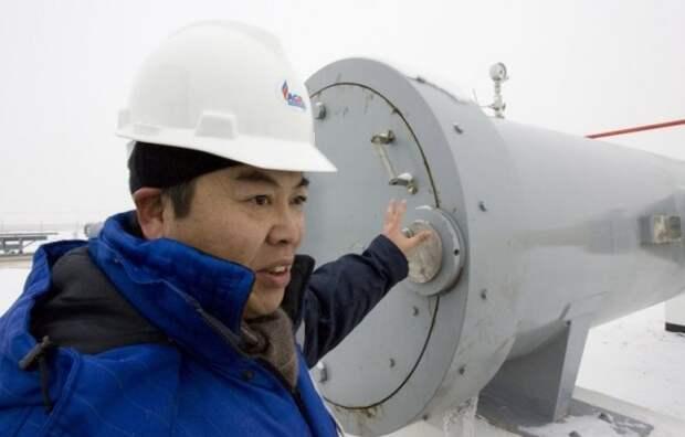 China Gaz Gas