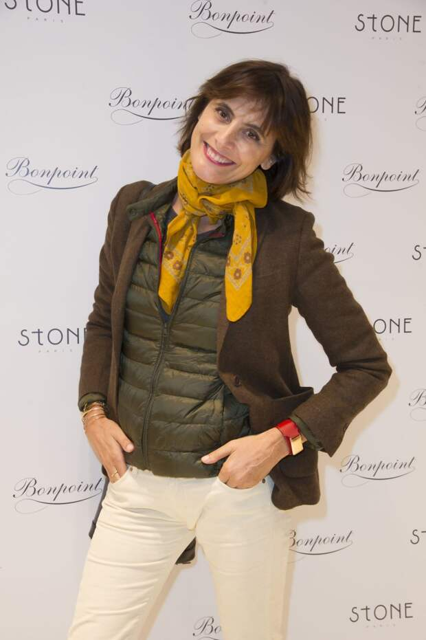 Bonpoint Stone Party 2014, Paris - Inès de la Fressange #BonpointEvent | Всегда актуальная мода, Стиль, Парижский стиль