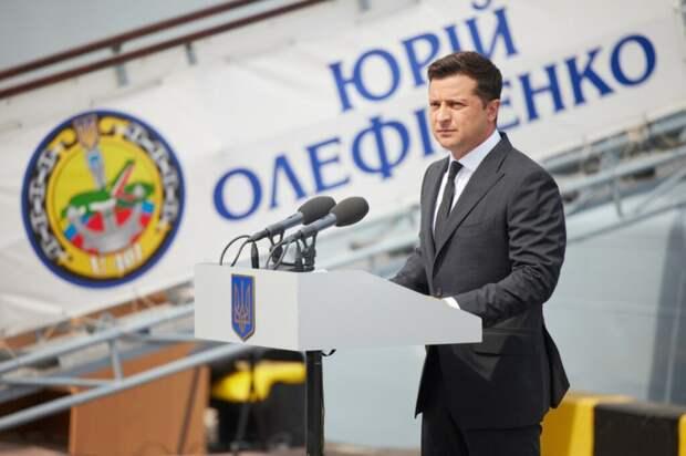 Зеленский назвал оружие для противодействия «российской агрессии»