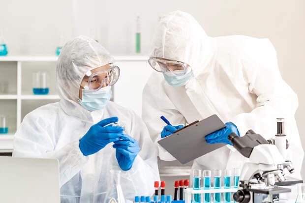 В России за сутки выявили 17611 заражённых COVID-19