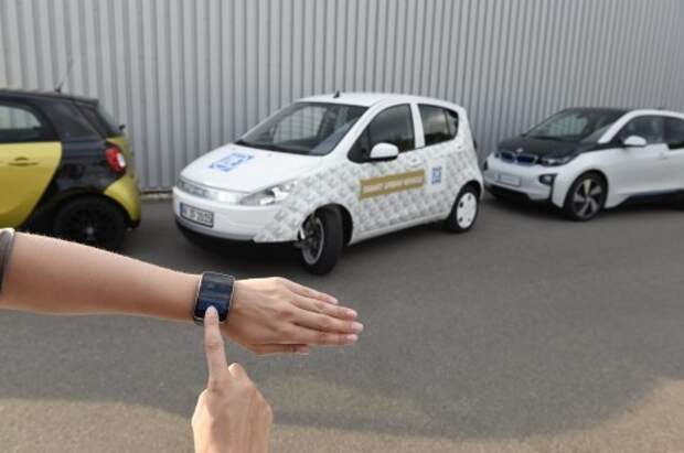 Концепт ZF Smart Urban Vehicle