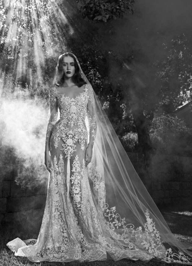Волшебная свадебная коллекция платьев от Zuhair Murad