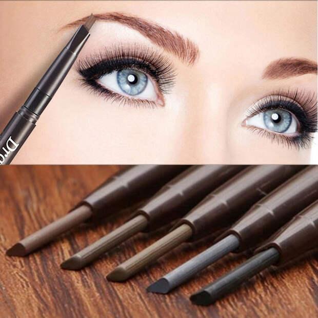 Как подобрать карандаш для бровей под цвет глаз и волос