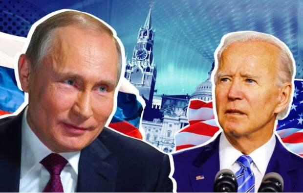 Скрытое послание: Соловьёв отметил понятную только россиянам шутку Путина над Байденом