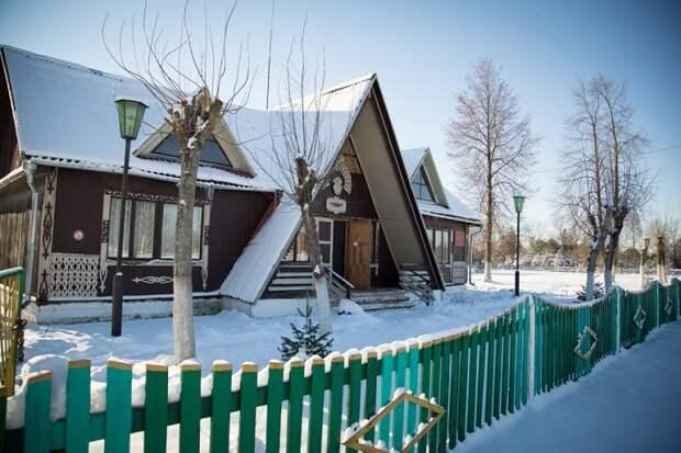 Культурный шок. Белорусская деревня