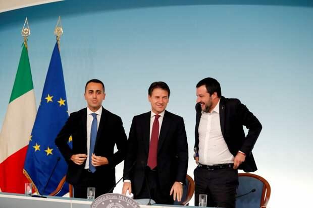Италия как enfant terrible европейского единства