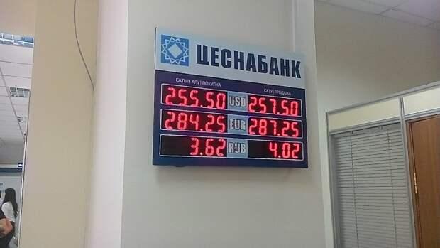 Казахстан охватила паника: национальная валюта обесценилась, обменные пункты закрыты