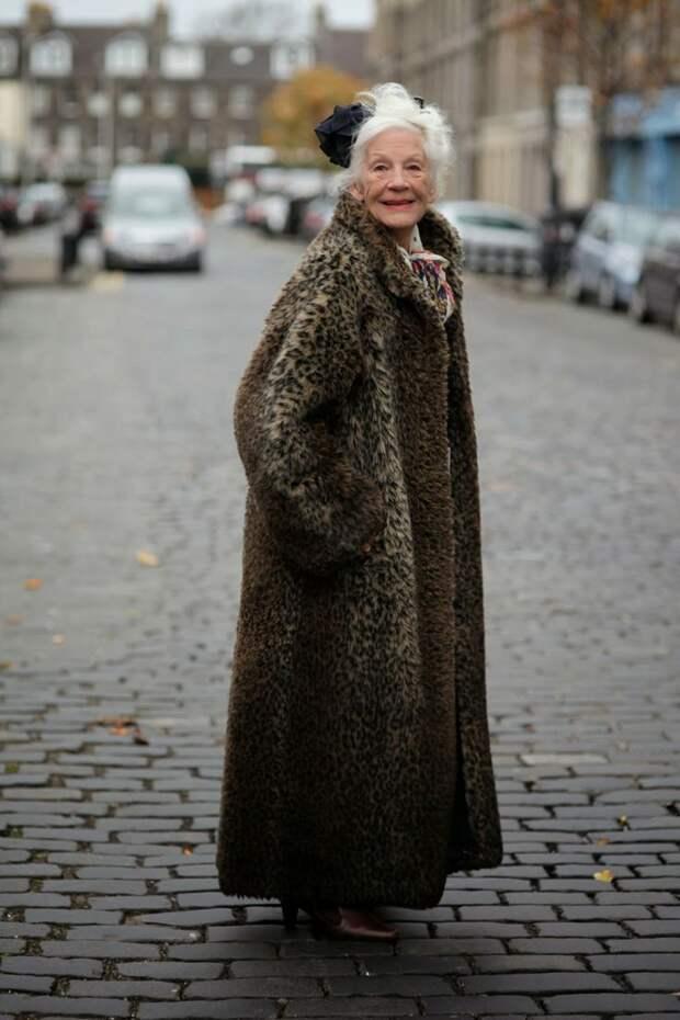 Когда в душе весна: 30 невероятно стильных бабушек