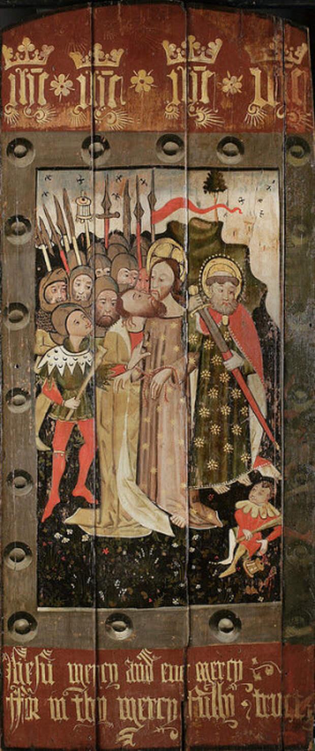«Поцелуй Иуды»: как 10 заповедей спасли «оскорбительную» картину