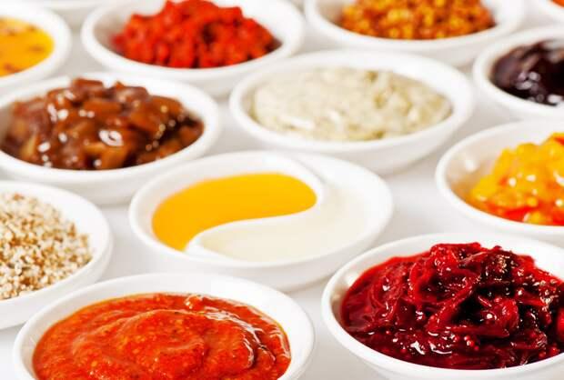 7 полезных соусов вегетарианской кухни
