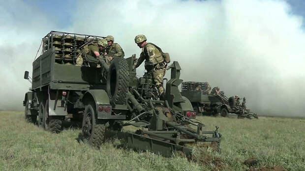 Politico: США временно приостановили пакет военной помощи Украине