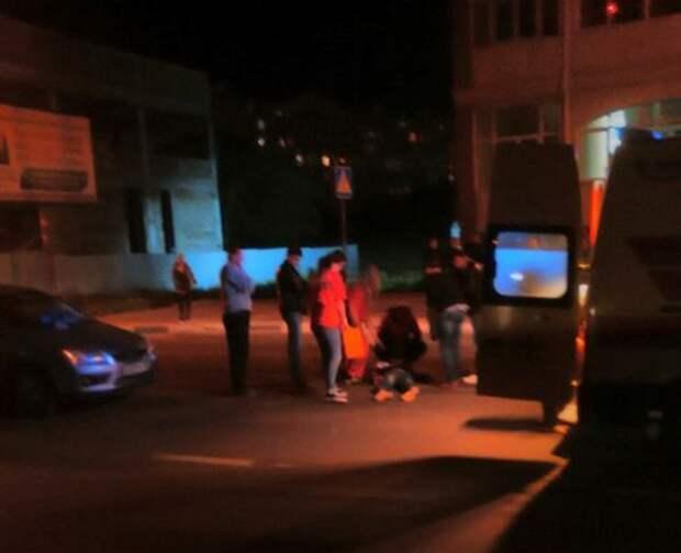 Семья сбитой на переходе Анастасии требует от полиции Севастополя привлечь водителя к ответу