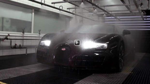 Как собирался последний Bugatti Grand Sport Vitesse [Видео]