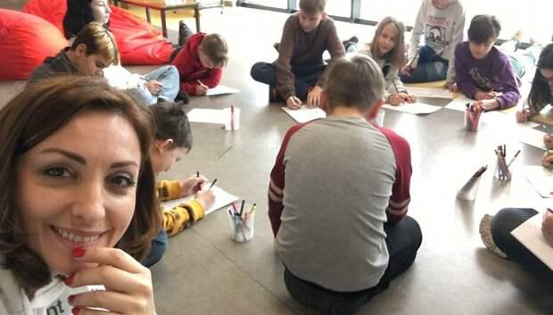 Онлайн‑урок для детей от центра «Юна» Подольска пройдет в воскресенье