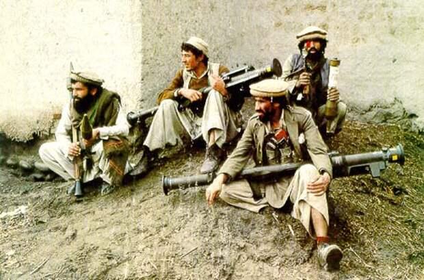 Афганистан просит Путина ввести войска