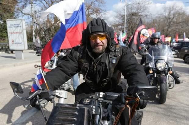 Белорусы не хотят пропускать «Ночных волков» в Европу