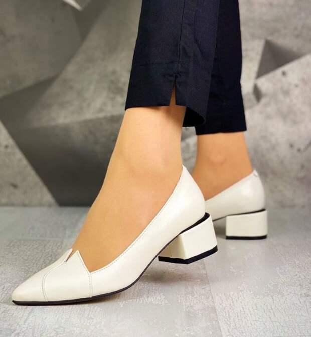 Осенние обувные новинки, достойные внимания