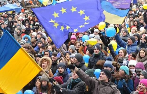 """Почти половина населения Украины готова """"майданить"""" снова"""